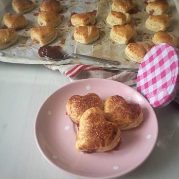 Minis tartes confiture